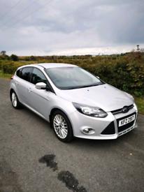 2012 Ford focus 1.0 ecoboost long mot