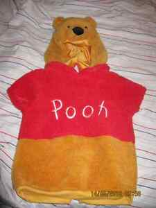 Winnie the Pooh costume.  size 18-24 months