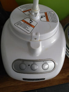 Kitchen Aid Food Processor - Motor only