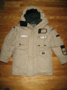 Stratojac Bear Force men's down jacket