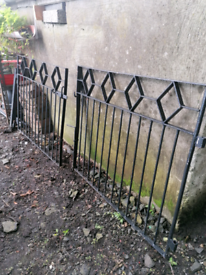 Gates for 8ft opening. Delivery availableGarden Yard driveway entrance