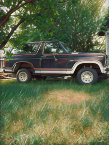 1985 FORD BRONCO MUST GO 6000 OBO