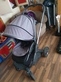 Oyster 2 pram/stroller