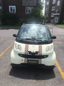2006 Smart Fortwo Decapotable