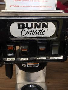 Bunn-O-Matic Coffee Maker.