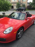 "2006 Porsche Boxster ""S"" in Mint Shape!!"
