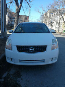 2009 Nissan Sentra 79000KM Only 1200$(Not available now)