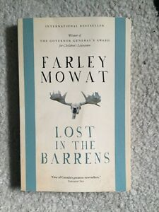 Lost in the barrens book for sale