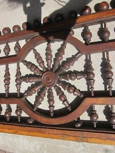 Vintage Interior Victorian Era Solid Wood Room Divider Cambridge Kitchener Area image 3