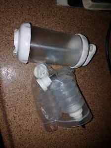 Pampered Chef cookie press and icing bottles