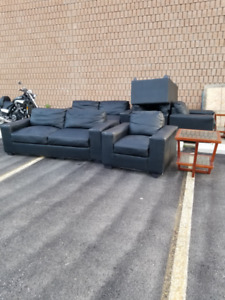 Couches and Chairs and Tables