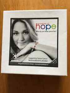 Sparkles of Hope Bracelet. Great Christmas Gift! St. John's Newfoundland image 1