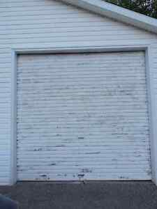 10 x 10 Roll up Garage Door