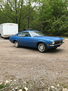 Barn Find- 1970 MAVERICK for the hot roders!