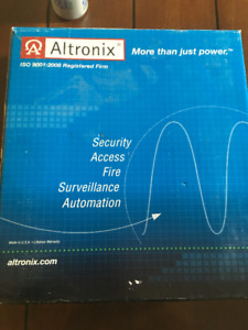 New with Box and Manual ALTRONIX CCTV Power Supply