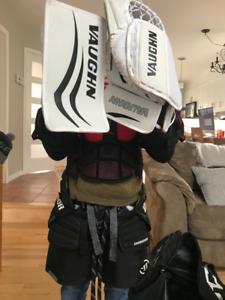Équipement hockey - Goaler NEUF