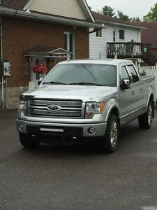 2011 Ford F-150 Platinum Camionnette
