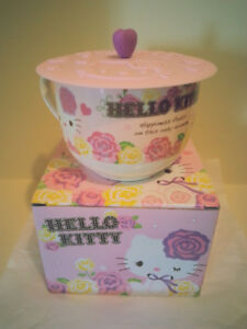Hello Kitty Jumbo Porcelain Mug
