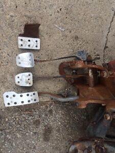79-93 mustang clutch pedal assembly Belleville Belleville Area image 1