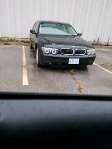2004 BMW 745i All Leather. Fully Loaded Top of the Line.