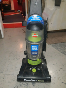 Bissell PowerForce Turbo Vacuum.