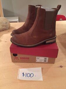 Kodiak Leather Boots - men's and women's pairs Cambridge Kitchener Area image 1