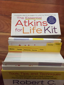 Atkins for Life Diet Kit in a box