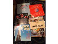 Disco Vinyl records (13)