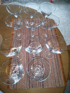 Martini glasses from IKEA Kitchener / Waterloo Kitchener Area image 1
