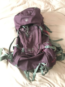 Jack Wolfskin Denali 60 Woman Backpack