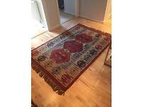 Medium sized area rug