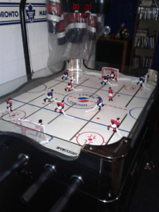 ********* ELECTRONIC TABLE TOP HOCKEY GAME *************