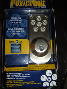 Weiser Electric Door Lock