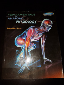 Fundamentals of Anatomy and Physiology,3rd Edition,Donald Rizzo