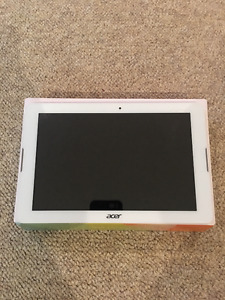 """Acer Iconia One 10.1"""" 16GB Android 6.0 Tablet with MT8163 Quad-C"""