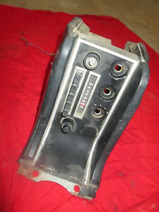 1968 DATSUN FAIRLADY ROADSTER PARTS