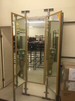 Danier St James Store Fixtures and more. MUST SELL