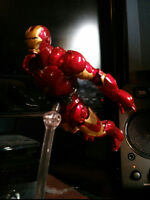 Iron Man Revoltech Highly Posable Action Figure