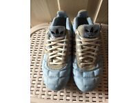 Vintage Adidas Goodyear Trainers Size 5