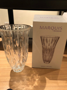 Marquis by Waterford Rainfall 11 inch Vase