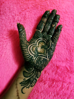 Custom Temporary Henna Tattoo at very affordable price