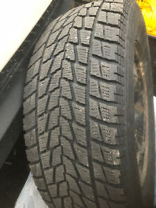 Toyo Open Country Winter Tires - 245 65 R17