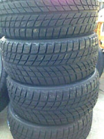 Snow tires  -  Brand new -  235/55/17 - REDUCDED PRICE