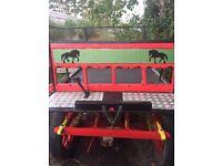 Horse Drawn London Trolley