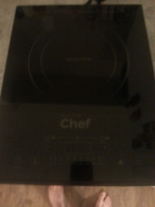 Master chef induction cook top