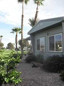 SELL OFF - PALM SPRINGS GOLF COURSE MOBILE HOME