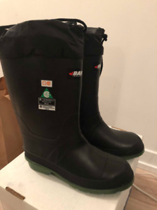 Men's Steel Toe Baffin Rubber Boots