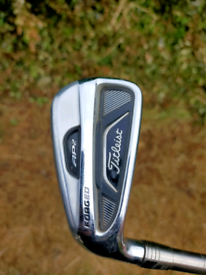Titleist 6 iron AP 2 forged left handed