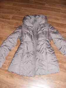 Manteau d'hiver, femme enceinte, maternité