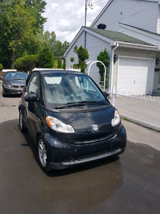 Smart fortwo cabriolet passion 2009